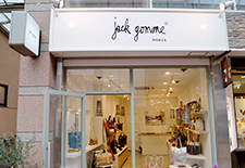 jack gomme 神戸元町店外観
